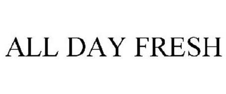 ALL DAY FRESH