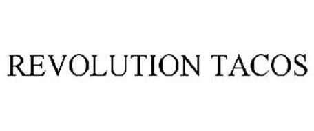 REVOLUTION TACOS