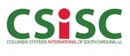 CSISC COLUMBIA SYSTEMS INTERNATIONAL OFSOUTH CAROLINA LLC