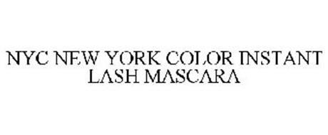 NYC NEW YORK COLOR INSTANT LASH MASCARA