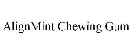 ALIGNMINT CHEWING GUM
