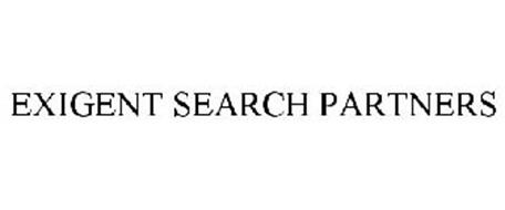 EXIGENT SEARCH PARTNERS