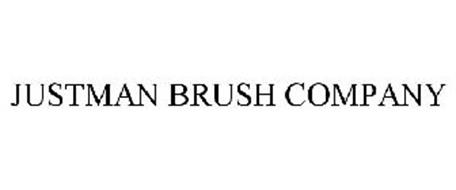 JUSTMAN BRUSH COMPANY
