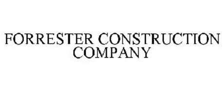 FORRESTER CONSTRUCTION COMPANY