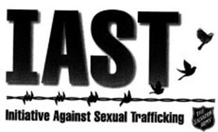 IAST INITIATIVE AGAINST SEXUAL TRAFFICKING THE SALVATION ARMY