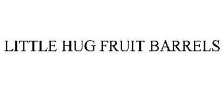 LITTLE HUG FRUIT BARRELS