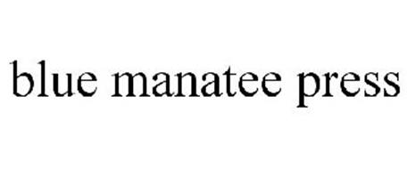 BLUE MANATEE PRESS