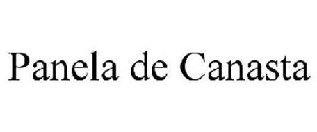 PANELA DE CANASTA