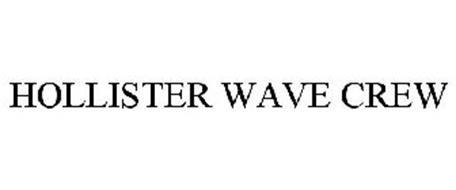 HOLLISTER WAVE CREW