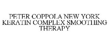 PETER COPPOLA NEW YORK KERATIN COMPLEX SMOOTHING THERAPY