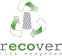 RECOVER 100% RECYCLED