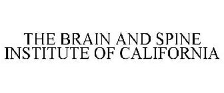 BRAIN AND SPINE INSTITUTE OF CALIFORNIA