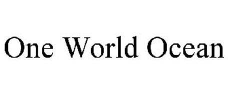ONE WORLD OCEAN