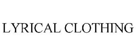 LYRICAL CLOTHING