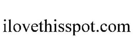 ILOVETHISSPOT.COM