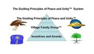 THE GUIDING PRINCIPLES OF PEACE AND UNTIY SYSTEM THE GUIDING PRINCIPLES OF PEACE AND UNITY VILLAGE FAMILY GROUP INCENTIVES AND AWARDS