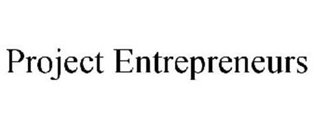 PROJECT ENTREPRENEURS