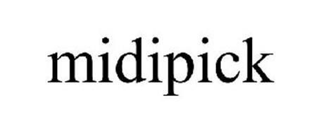 MIDIPICK
