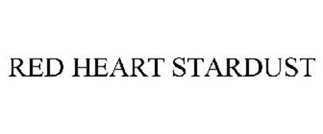 RED HEART STARDUST