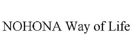 NOHONA WAY OF LIFE