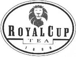 ROYAL CUP TEA 1896