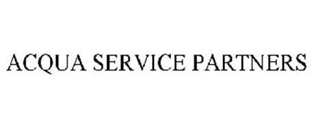 ACQUA SERVICE PARTNERS