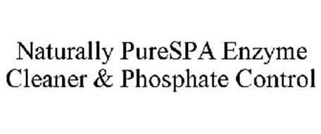 NATURALLY PURE SPA ENZYME CLEANER & PHOSPHATE CONTROL
