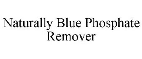 NATURALLY BLUE PHOSPHATE REMOVER