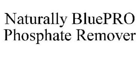 NATURALLY BLUEPRO PHOSPHATE REMOVER