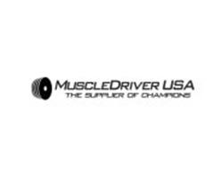 MUSCLEDRIVER USA THE SUPPLIER OF CHAMPIONS