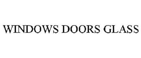 WINDOWS DOORS GLASS