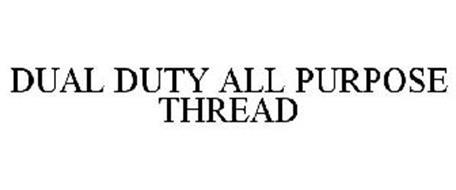 DUAL DUTY ALL PURPOSE THREAD