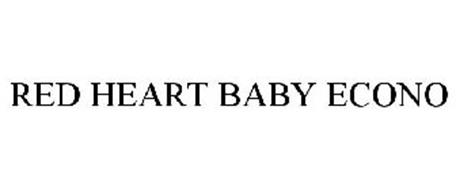 RED HEART BABY ECONO