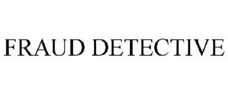 FRAUD DETECTIVE