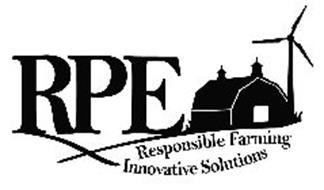 RPE RESPONSIBLE FARMING INNOVATIVE SOLUTIONS