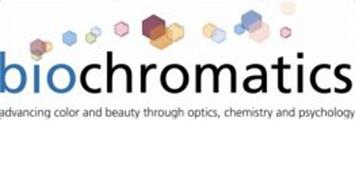 BIOCHROMATICS ADVANCING COLOR AND BEAUTY THROUGH OPTICS, CHEMISTRY AND PSYCHOLOGY