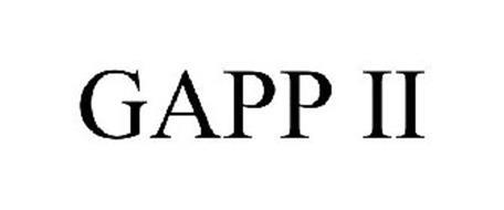 GAPP II