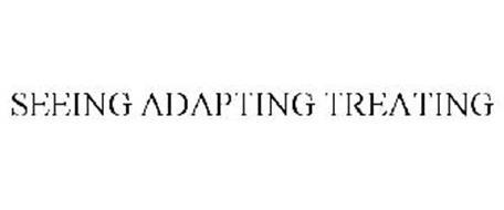 SEEING ADAPTING TREATING