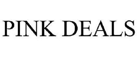 PINK DEALS