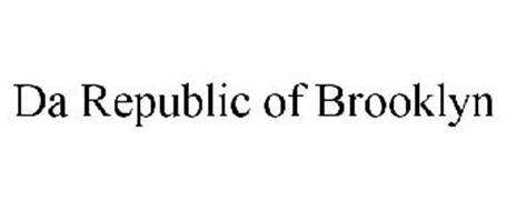 DA REPUBLIC OF BROOKLYN