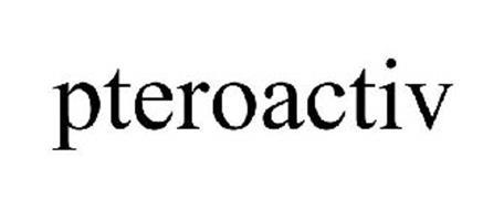 PTEROACTIV