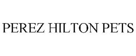 PEREZ HILTON PETS