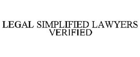 LEGAL SIMPLIFIED LAWYERS VERIFIED