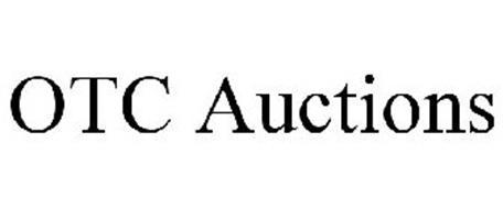 OTC AUCTIONS