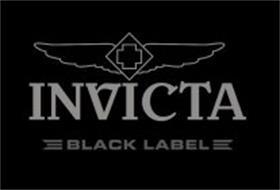 INVICTA BLACK LABEL