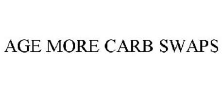 AGE MORE CARB SWAPS