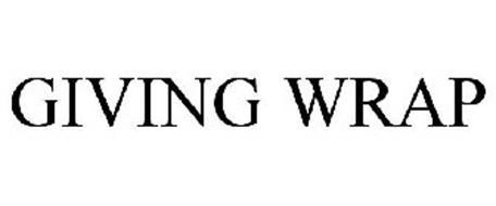 GIVING WRAP