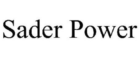 SADER POWER