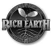 100% NATURAL RICH EARTH PLANT-DERIVED MINERALS