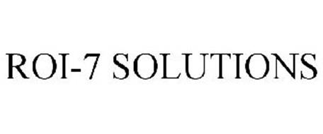 ROI-7 SOLUTIONS